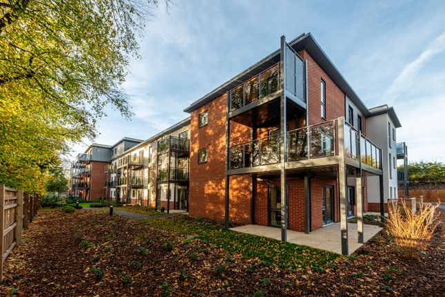 Thumbnail Flat for sale in Linden Place, Hampton Lane, Solihull