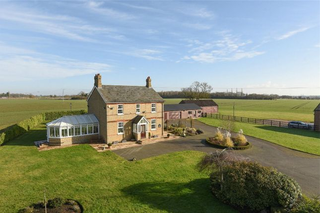 Thumbnail Detached house for sale in Lower Goodwick Farm, Begwary, Bedford
