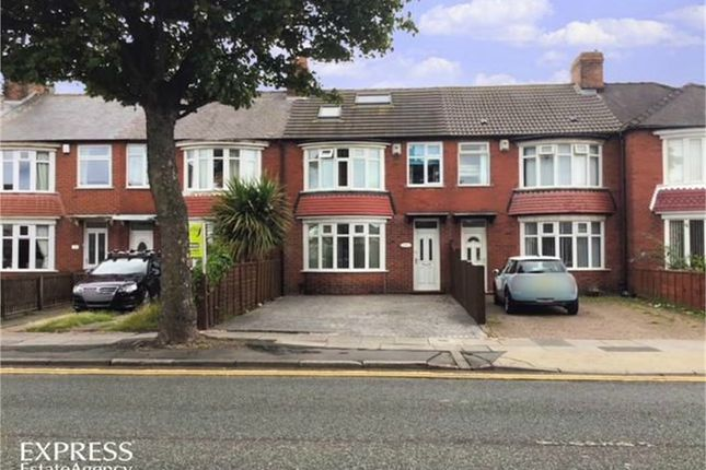Thumbnail Terraced house for sale in Corporation Road, Redcar, North Yorkshire