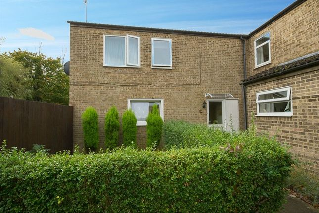 2 bed end terrace house for sale in Tettenhall Close, Corby, Northamptonshire