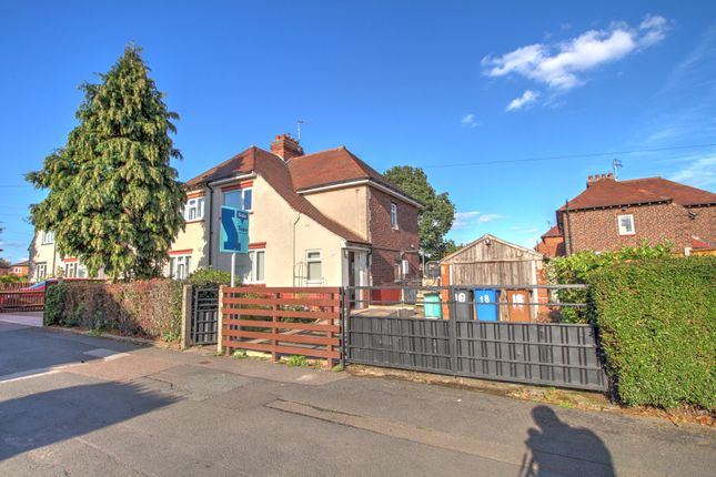 Thumbnail Semi-detached house for sale in Irving Place, Alvaston, Derby