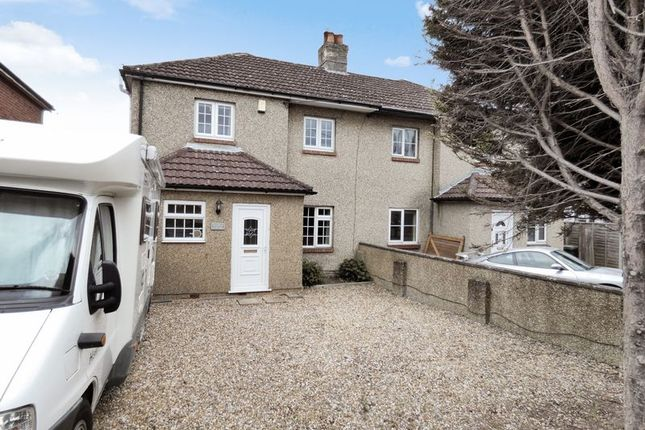 Thumbnail Semi-detached house for sale in Hamble Lane, Bursledon, Southampton