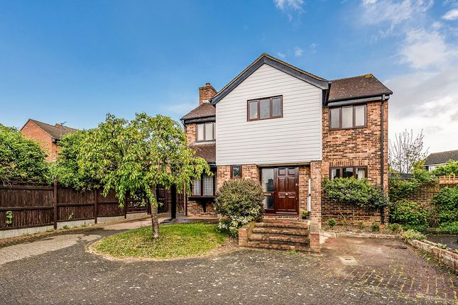 4 bed detached house for sale in Morgan Way, Woodford Green