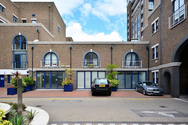 Thumbnail Property to rent in Plantation Wharf, Battersea