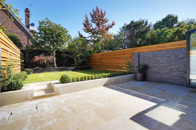 Thumbnail Terraced house for sale in Cavendish Road, Weybridge, Surrey