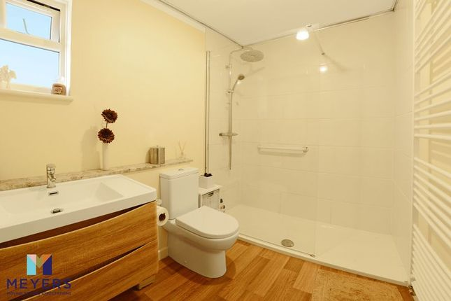 Shower Room of Hawthorn Drive, Creekmoor, Poole BH17