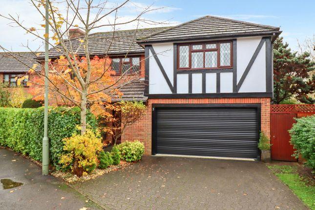 Thumbnail Detached house for sale in Cotsalls, Fair Oak, Eastleigh