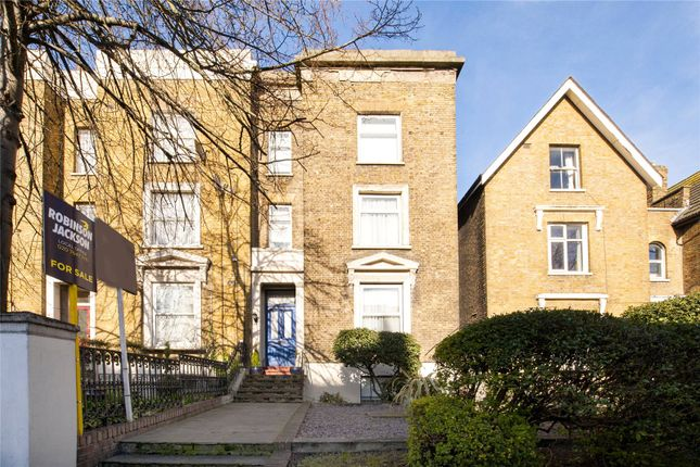 Thumbnail Semi-detached house for sale in Lewisham Way, New Cross, London