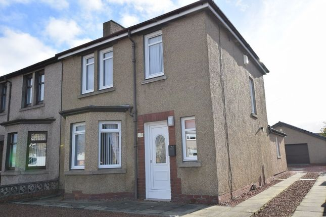 Thumbnail Semi-detached house for sale in Netherton Road, Wishaw