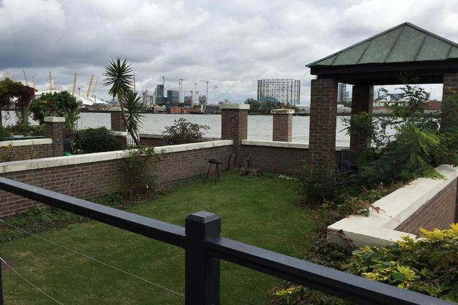 Thumbnail Flat to rent in Sextant Avenue, London