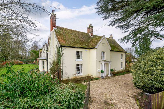 6 bed detached house for sale in Falkenham, Ipswich, Suffolk IP10