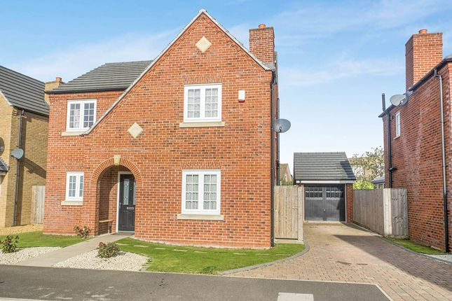 Thumbnail Detached house for sale in Charlotte Way, Netherton, Peterborough