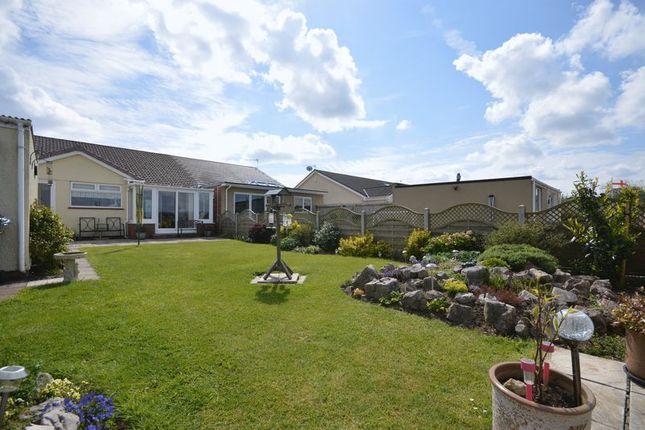 Thumbnail Semi-detached bungalow for sale in Elsbert Drive, Bristol