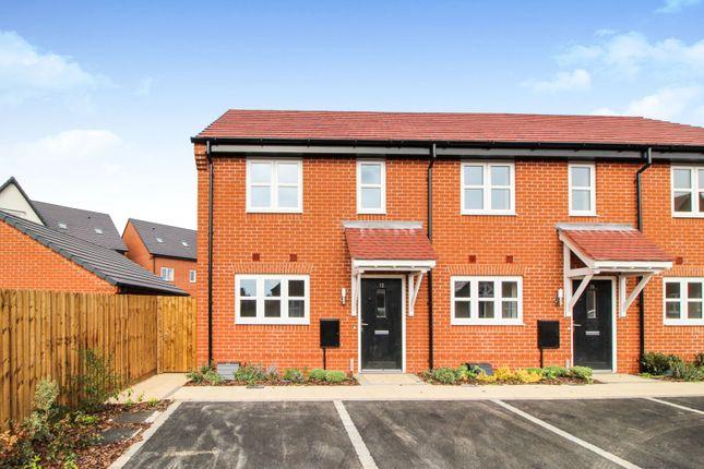 Terraced house for sale in 12 Wheatcroft Drive, Edwalton