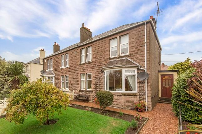 Thumbnail 4 bed semi-detached house for sale in Trottick Circle, Old Glamis Road, Dundee