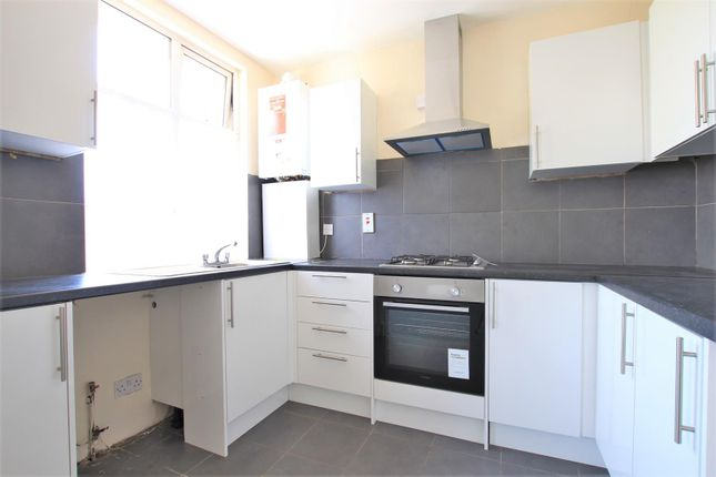 Thumbnail Flat to rent in Bowrons Avenue, Wembley