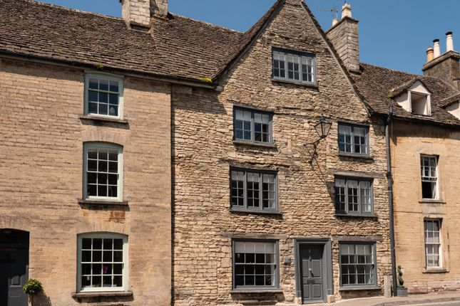 Thumbnail Terraced house for sale in Silver Street, Tetbury