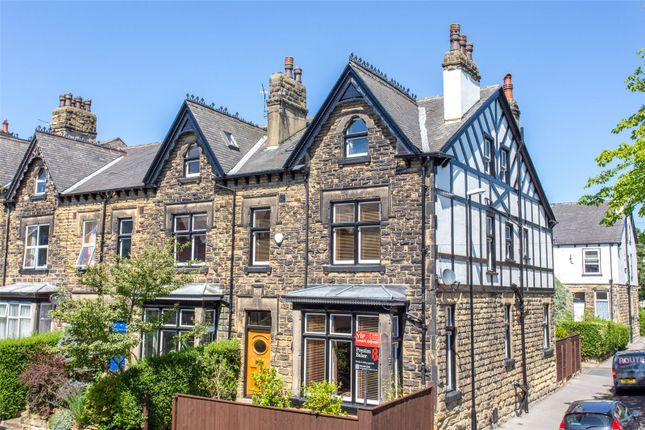 Thumbnail End terrace house for sale in Ingledew Crescent, Leeds, West Yorkshire