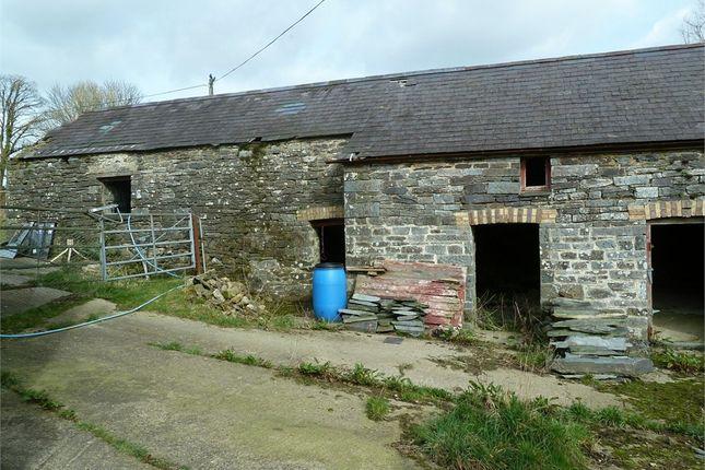 Thumbnail Property for sale in Pontygafel, Glandwr, Whitland, Pembrokeshire
