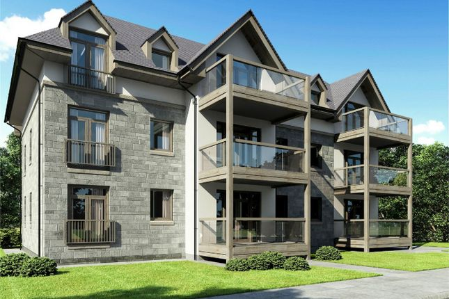Thumbnail Flat for sale in Glenfarg Apartments, Glenfarg, Perthshire