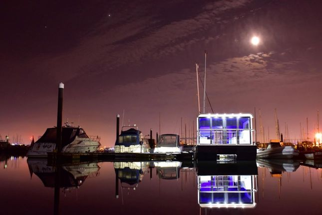Thumbnail Houseboat for sale in Marine Road, Maryport, Cumbria