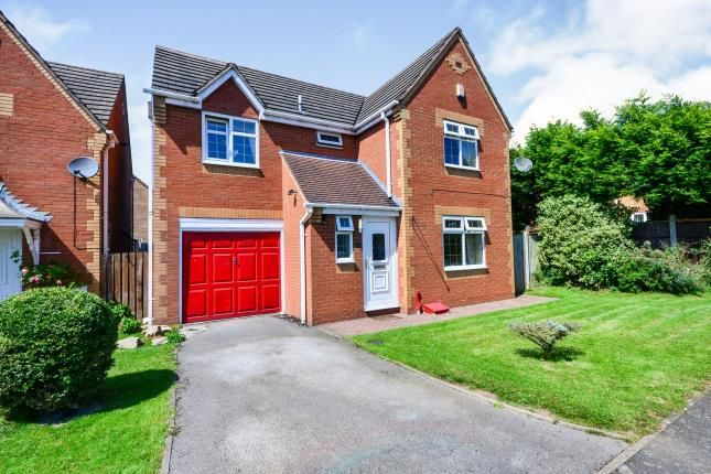 Thumbnail Detached house for sale in Whilton Close, Sutton-In-Ashfield, Nottinghamshire, Notts
