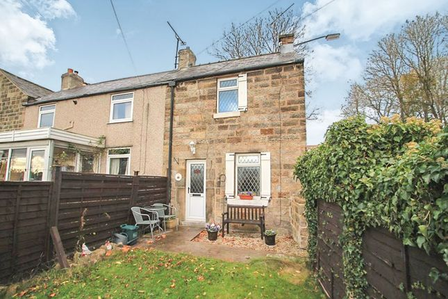 Thumbnail End terrace house for sale in Chesterfield Road, Matlock