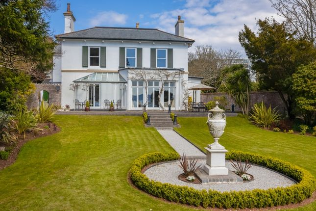 Thumbnail Detached house for sale in Upper Braddons Hill Road, Torquay