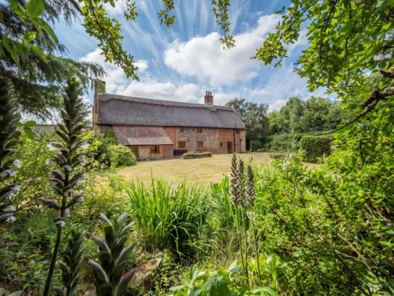Thumbnail Detached house for sale in Bengate, North Walsham, Norfolk