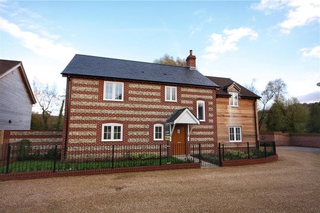 Thumbnail Detached house for sale in Iwerne Minster, Blandford Forum