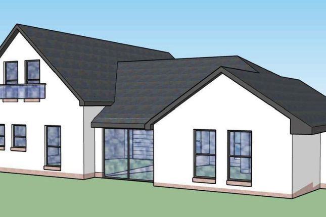 Thumbnail Detached house for sale in Upper Colquhoun Street, Plot 3, Helensburgh, Argyll & Bute