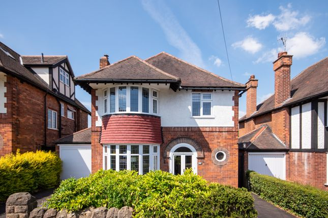 Thumbnail Detached house for sale in Harrow Road, West Bridgford, Nottingham