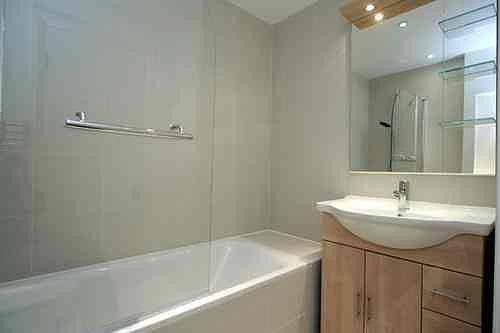 Bathroom of Nell Gwynn House, Sloane Avenue SW3