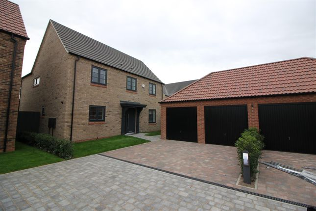 Thumbnail Detached house for sale in Plot 26, Valley View, Retford
