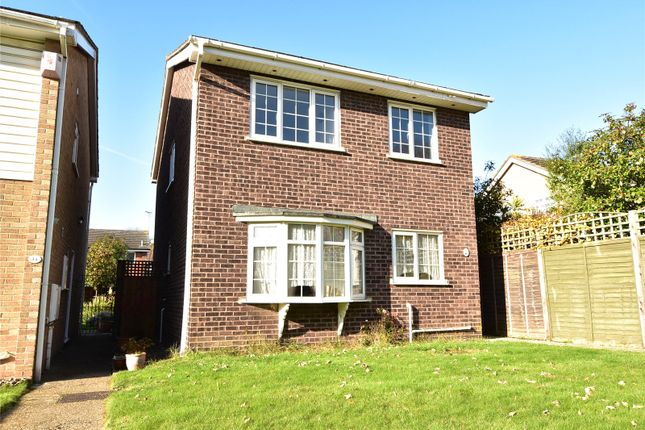 Thumbnail Detached house for sale in The Dell, Bexley, Kent