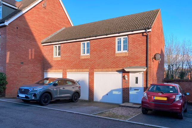 1 bed end terrace house to rent in The Forge, Hempsted, Gloucester GL2
