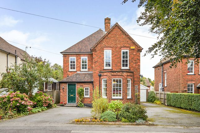 Thumbnail Detached house for sale in South Avenue, Littleover, Derby