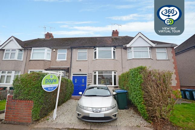 Thumbnail 3 bed property to rent in Hermits Croft, Cheylesmore, Coventry