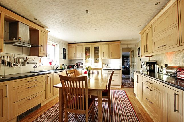 Thumbnail Detached house for sale in Mount Royale Close, Ulceby, Lincolnshire