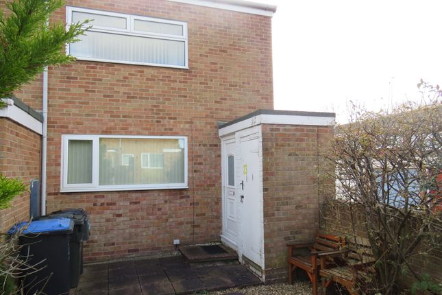 Thumbnail Flat for sale in Columbine Close, Marton-In-Cleveland, Middlesbrough