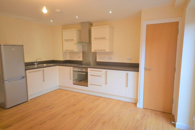 Thumbnail Flat to rent in Lower Lee Street, Leicester