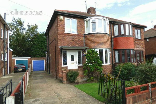 Grenville Road, Balby, Doncaster. DN4