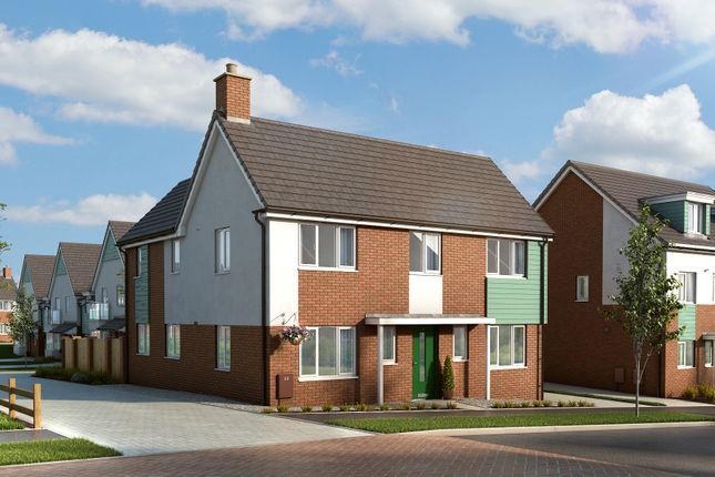 "Thumbnail Property for sale in ""The Bradgate At Bardon View, Coalville"" at Bardon Road, Coalville"