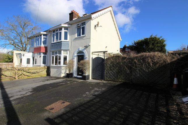 3 bed semi-detached house for sale in Beechfield Avenue, Torquay TQ2
