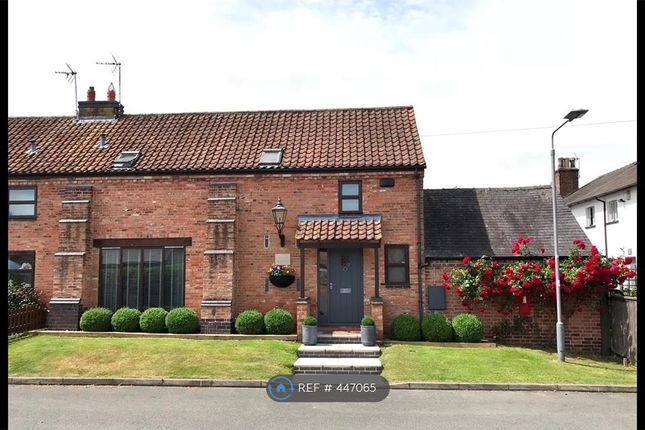 Thumbnail Semi-detached house to rent in Main Street, Gamston, Nottingham