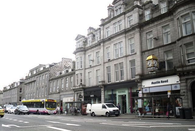 Thumbnail Flat to rent in Union Street F1, Aberdeen, Aberdeen
