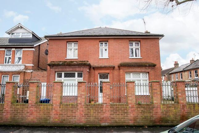 Thumbnail Detached house for sale in Heathfield Road, London