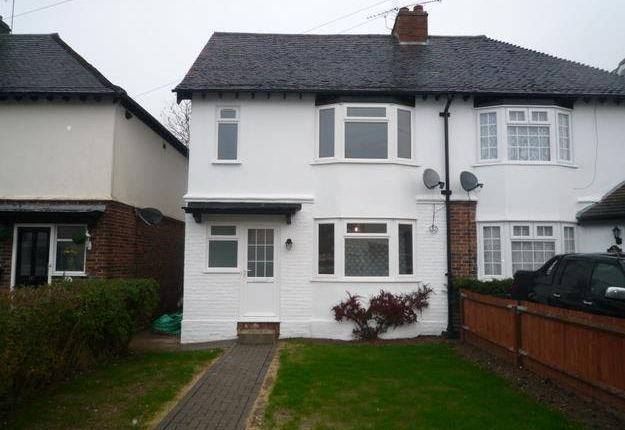 Thumbnail Semi-detached house to rent in Wickenden Road, Sevenoaks