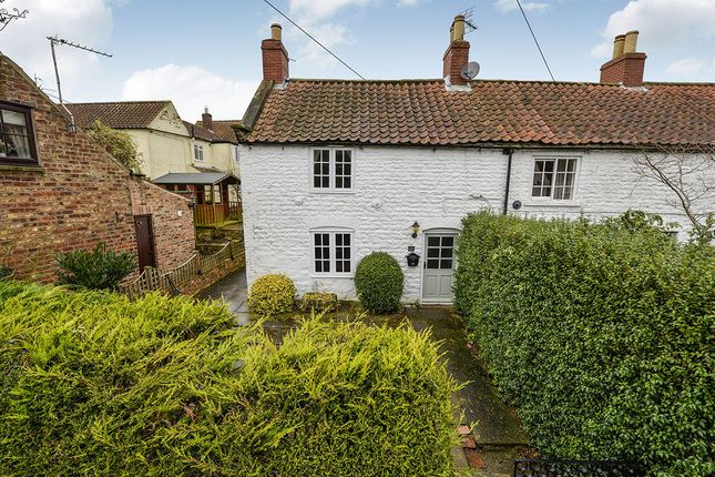 Thumbnail Terraced house for sale in Burythorpe, Malton