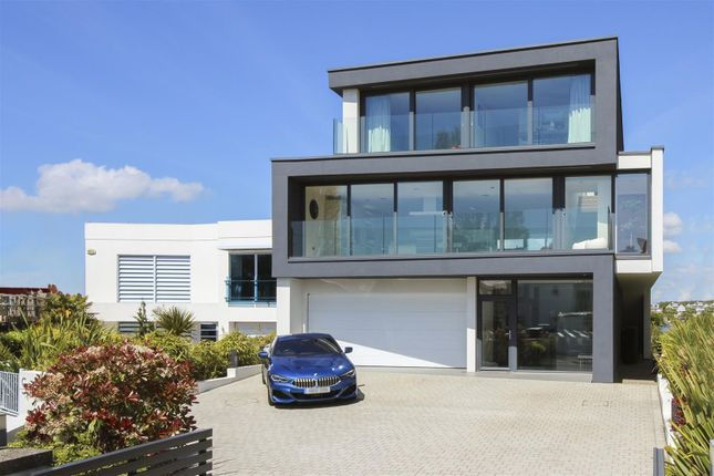 Thumbnail Detached house for sale in Spin Drift, Salterns Way, Poole